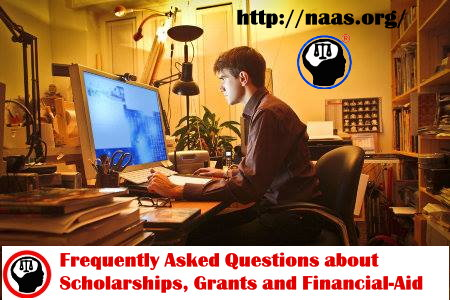 Scholarships FAQS